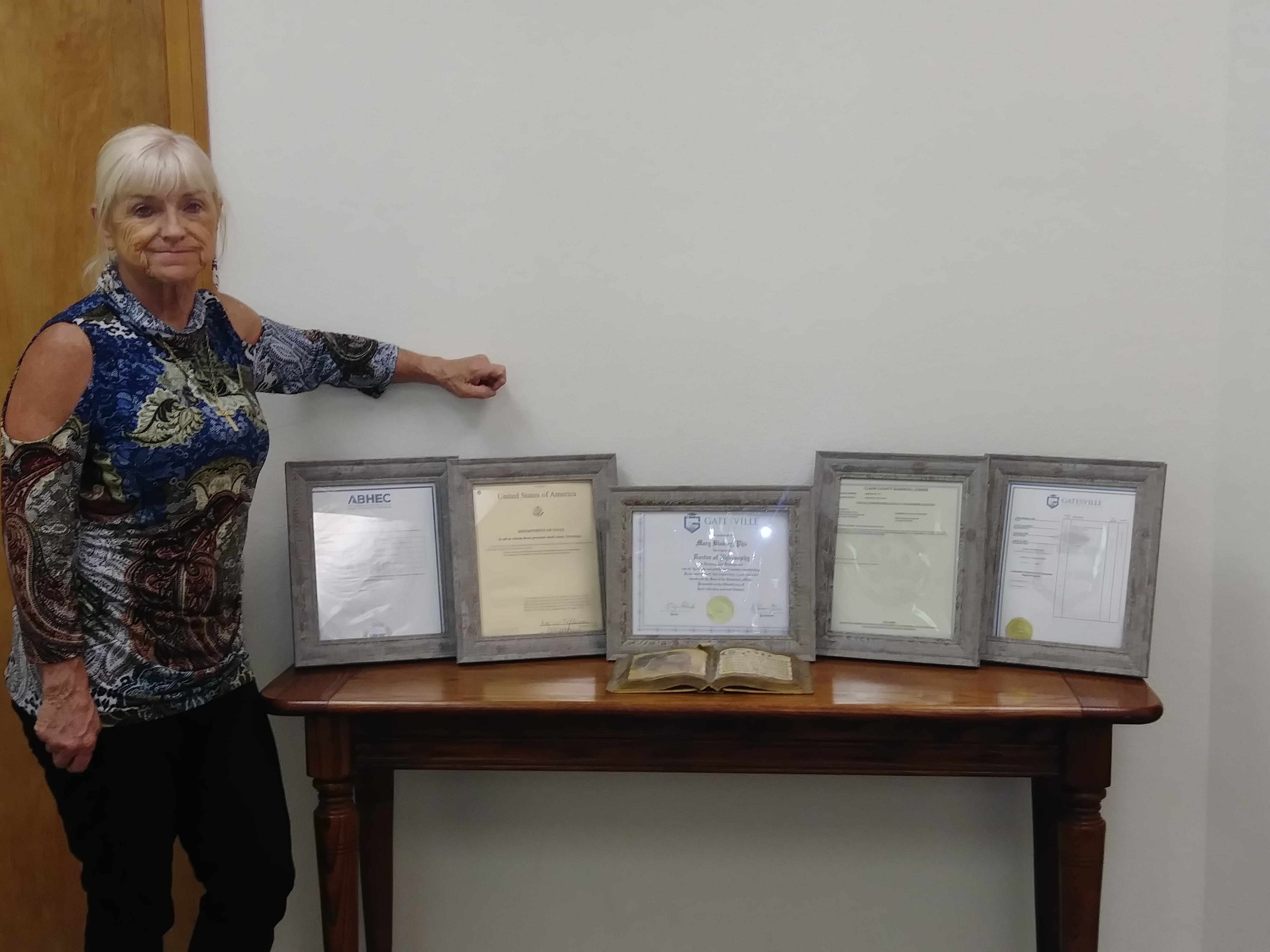 Dr. Mary Blakley